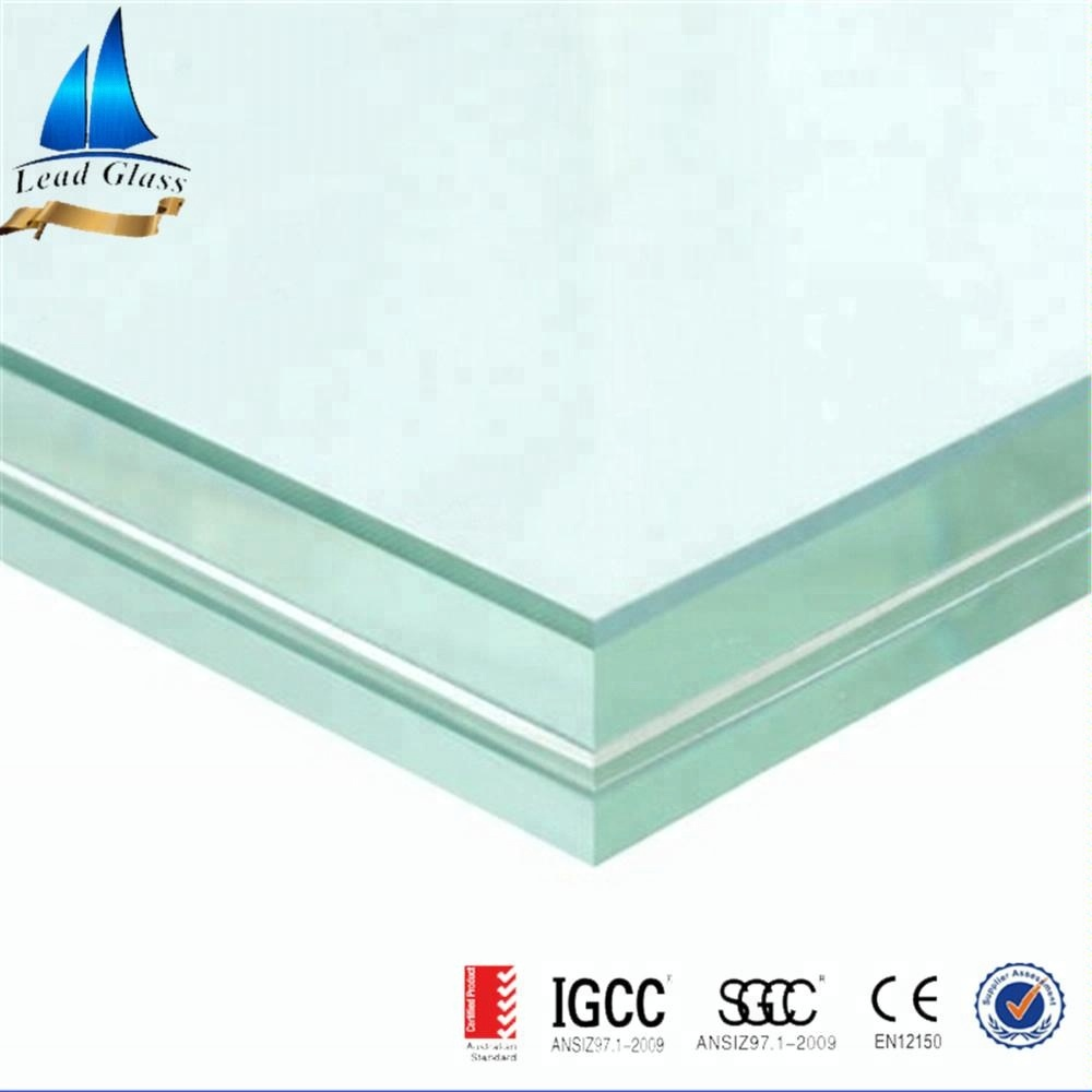 12mm Toughened Ultra Clear Laminated Glass Price