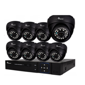 8CH Plug & Play CCTV DVR Kit