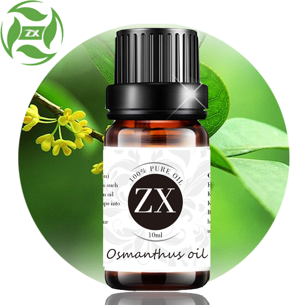 OEM Wholesale Osmanthus Essential Oil Bulk Customize Bottle Osmanthus Essential Oil Osmanthus Essential Oil Aromatherapy
