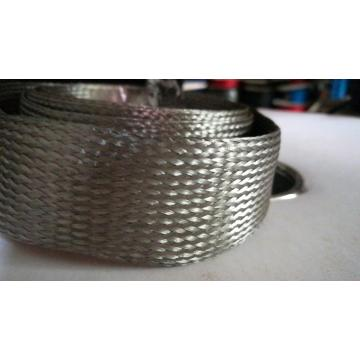 304 Stainless Steel Braided Sleeving Metal
