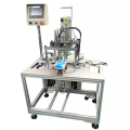 Semi Automatic Earloop Welding Machine For 3Layer Mask