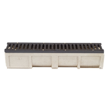 polyester concrete drainage channel