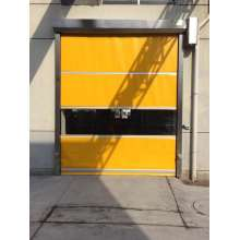 ʻO ka PVC Roller Shutter High Speed ​​Door