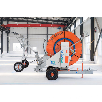 drum hose reel irrigtion machine for farm