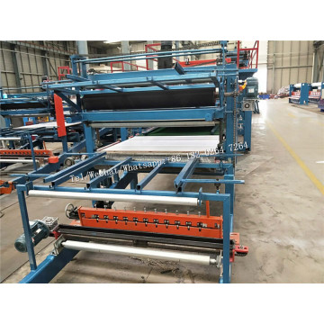 High Strength Composite Roof Sandwich Panel Machine