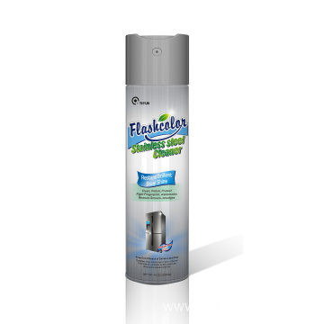 Stainless Steel Aerosol Cleaner