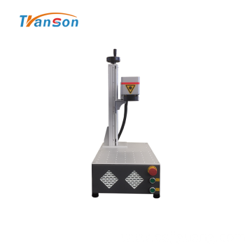 Economical Mini Fiber Laser Marking Machine For Metal