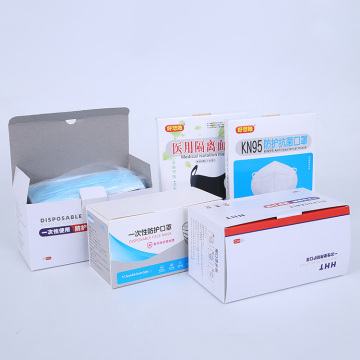 3 ply surgical disposable face mask box