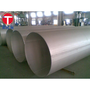 Big Diameter Seamless Stainless Steel Pipe