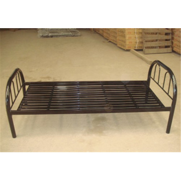 Worker Metal Frame Single Bed