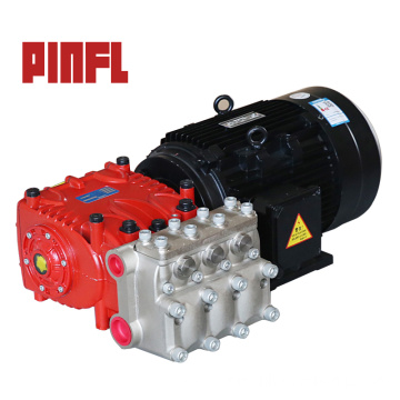 Industry dust reducer triplex plunger pump