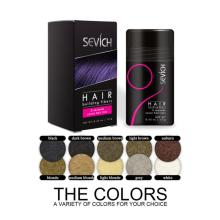 12g Hair Fiber Applicator Hair Building Fiber Spray Pump Styling Color Powder Extension Thinning Thickening Hair Growth