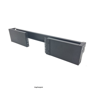2U Hinged Wall Mount Network Rack Foldable