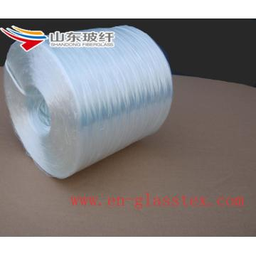 Untwisted roving for transparent board material 2400 tex