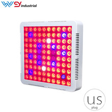 Full spectrum led grow light panel 600W