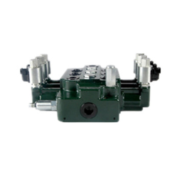 Hydraulic Monoblock Valves in Anchorage