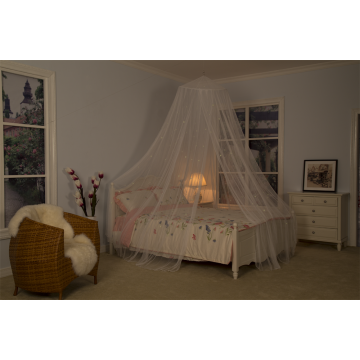 Foldable Indoor Hanging Bed Canopy Anti Mosquito Net