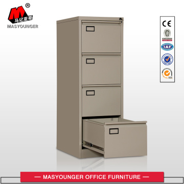 Office used 4 drawer filing cabinet steel cupboard