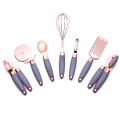 stainless steel kitchen gadget set