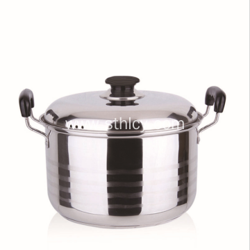 16-30cm Premium Quality Single Layer Sauce Pot