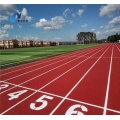 400m Standard 3:1 Pavement Materials  Courts Sports Surface Flooring Athletic Synthetic Running Field Track