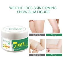30ml Ginger Lose Weight Slimming Cream Anti Cellulite Fat Burning Massage Gel Leg Waist Whole Body Health Slimming Cream
