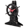 Rudder Gear Clock For Decor