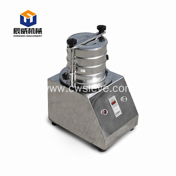 multi-frequency laborary iron test sieves