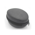 Hot selling shockproof storage waterproof leather headphone case