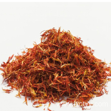 safflower petals flower tea