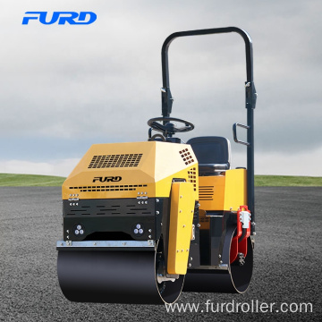 "1 Ton Roller with 800 mm (31"") Tandem Vibratory Drums"