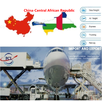 Honey air freight cost to African from Shenzhen