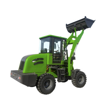 4wd compact front end loader smaller wheel loader