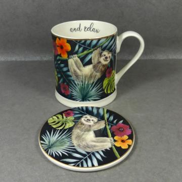 Jungle Tea Pot Set