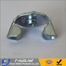 Stainless Steel Stamped Wing Nuts