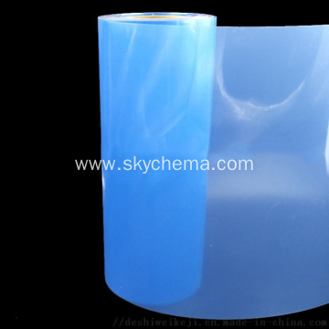 175 microns Semi-transparent Blue Inkjet Film