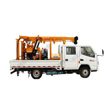 Drilling Rig 230m Truck Mounted