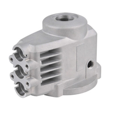 Aluminum Die Casting Vehicle Crankcase Housing