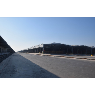 Large Span Steel Structure Industrial Construction