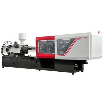 Automatic pvc injection moulding machine
