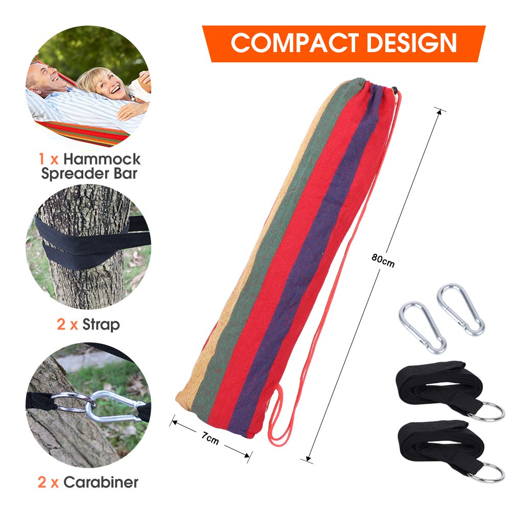 Camping Hammock with Travel Bag