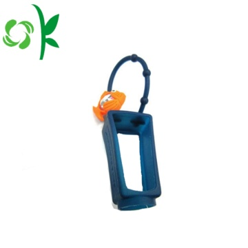 Bulk Silicone Sanitizer Cover Holder for Outdoor Holding