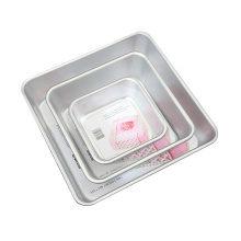 Aluminum Alloy Square Cake Baking Pan