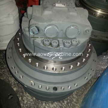 Excavator SK350-8 LC15V00026F2 FINAL DRIVE, M4V290F-RG6.5F FK33T GM60VA Travel motor with Reductor
