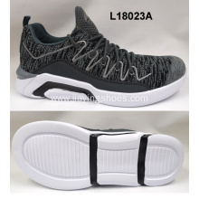 fashion Lightweight Flykniting sport shoes men