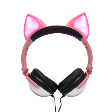 Wired Cute Small MOQ Headphone OEM