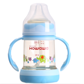 5oz Anti-Colic Infant Milk Feeding Bottle PPSU