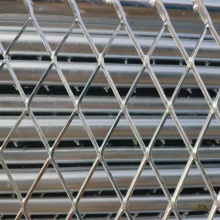 Galvanized Expanded Metal Grating