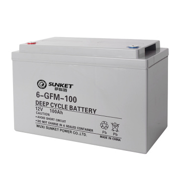 Factory 12v 100AH battery packs GEL battery