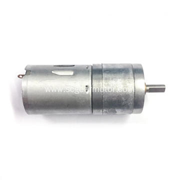 1: 100 Gear Ratio 25mm 370 Gear Motor